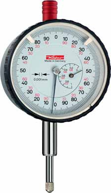 KAFER Dial Gauge FM 1000 T - Reading: 0.001 mm